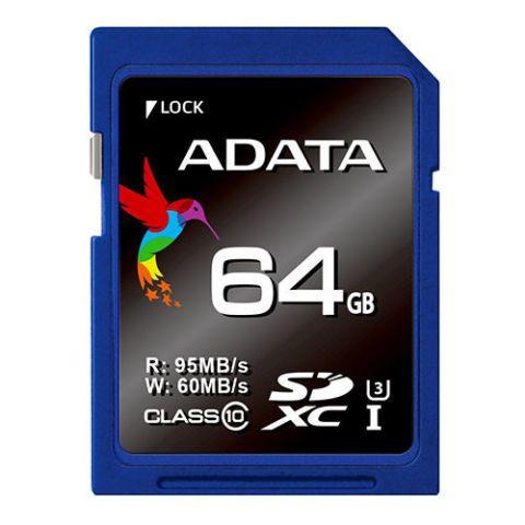 ADATA Premier Pro UHS-I U3 Memory Card
