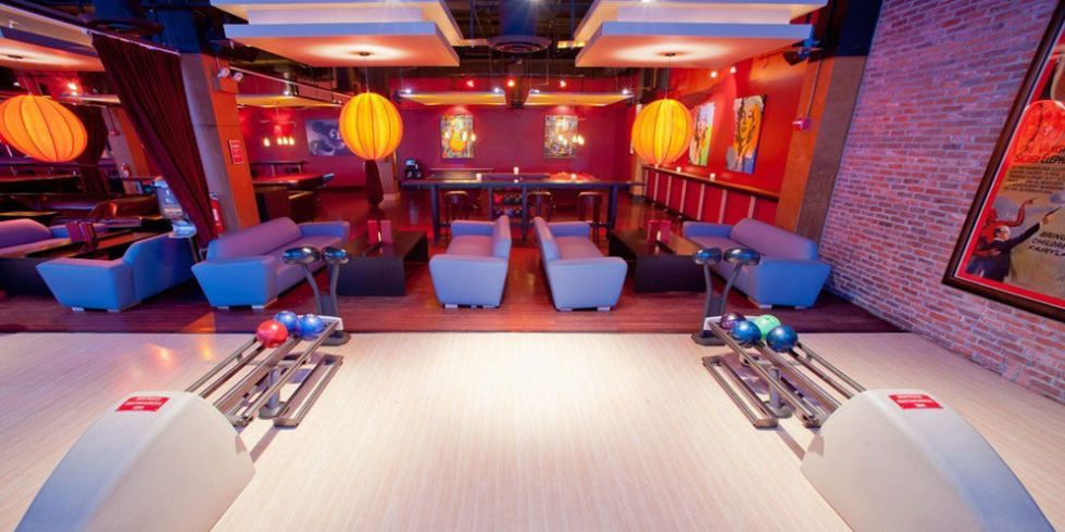 8 Best Bowling Alleys In Nyc For 2018 New York City