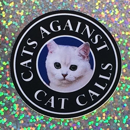 """<p><strong data-redactor-tag=""""strong"""" data-verified=""""redactor""""><em data-redactor-tag=""""em"""" data-verified=""""redactor"""">Cats Against Cat Calls Vinyl Sticker<br>$3</em></strong><span> </span><a href=""""https://www.etsy.com/listing/271185644/cats-against-cat-calls-vinyl-sticker?"""" target=""""_blank"""" class=""""slide-buy--button"""" data-tracking-id=""""recirc-text-link"""">BUY NOW</a><br></p><p>Keep it in ya pants, doodz.</p><p><strong data-redactor-tag=""""strong"""" data-verified=""""redactor"""">More:</strong> <a href=""""http://www.bestproducts.com/lifestyle/g2335/cute-planner-journal-stickers/"""" target=""""_blank"""" data-tracking-id=""""recirc-text-link"""">These Sticker Packs Personalize Your Journal</a></p>"""
