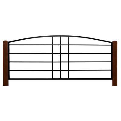 Latitude Run Hollie Open-Frame Headboard