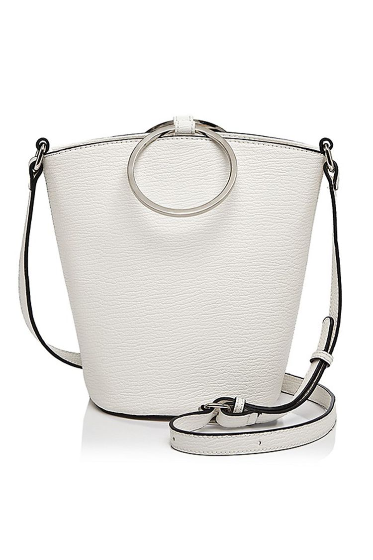 2914f7aa64 12 Best Bucket Bags for Fall 2018 - Drawstring and Leather Bucket Bags