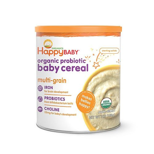 10 Best Baby Cereals For 2018 Top Organic Cereal Brands For Babies