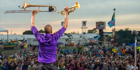 New Orleans Jazz & Heritage Festival — New Orleans, Louisiana, USA