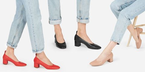 76309ca4d27 Best Everlane Shoes - 2018 s Sold Out Everlane Day Heel With ...