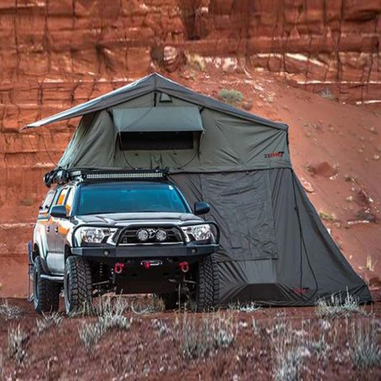 23 Zero Bundaberg Rooftop Tent & 8 Best Roof Top Tents for Camping in 2018 - Roof Tents for Your ...