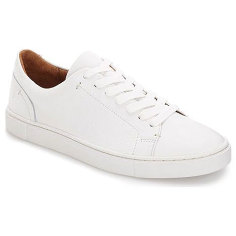 There aren't many fashion items that stand the test of time, but when it comes to footwear there is no question as to the longevity of the humble white trainer. Originally introduced to the world as a sports shoe, these days you're just as likely to find one on the feet of a .