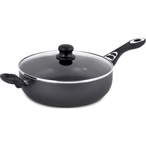 Utopia Kitchen Aluminum Nonstick 11 Inch Jumbo Cooker