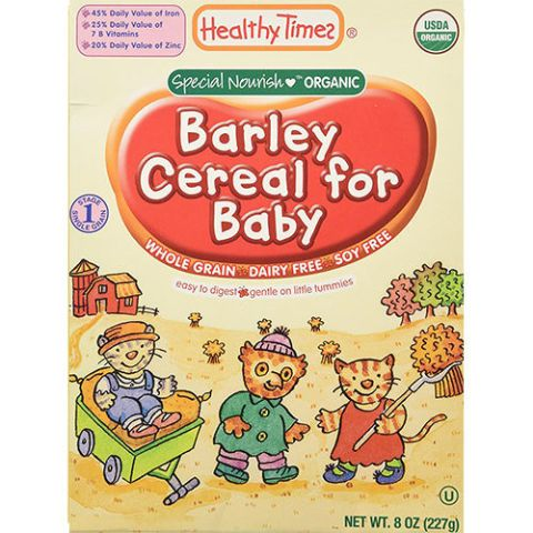 Should I Mix Rice Cereal With Baby Food