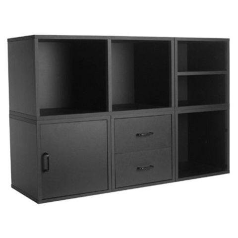 Foremost 340006 Modular 5-in-1 Shelf Cube Storage System