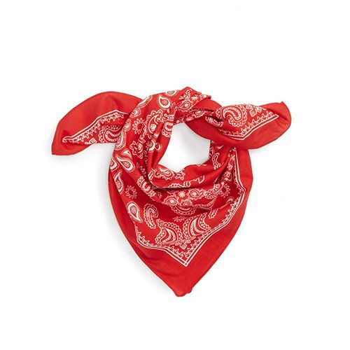 "<p><strong data-redactor-tag=""strong"" data-verified=""redactor""><em data-redactor-tag=""em"" data-verified=""redactor"">$10</em></strong> <a href=""http://shop.nordstrom.com/s/topshop-western-bandana/4640972?origin=category-personalizedsort&amp&#x3B;fashioncolor=RED%20MULTI"" target=""_blank"" class=""slide-buy--button"" data-tracking-id=""recirc-text-link"">BUY NOW</a></p><p>Bandanas are the perfect accessory for summer. Spice up a basic jeans-and-tee look by tying one around your neck with the knot&nbsp&#x3B;facing forward. Very nautical-chic when paired with a striped tee!&nbsp&#x3B;</p>"