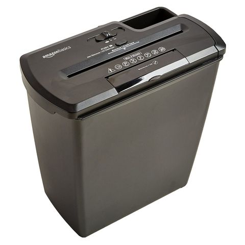 AmazonBasics 8-Sheet shredder