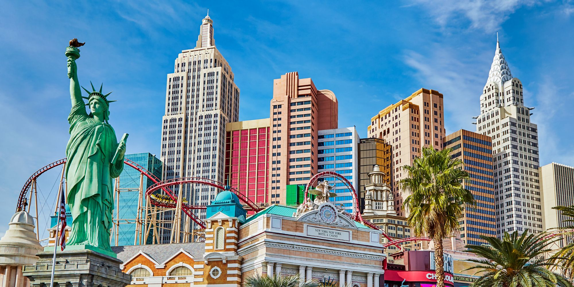 8 Best Hotels in Vegas for 2018 - Las Vegas Hotels & Resorts On and ...