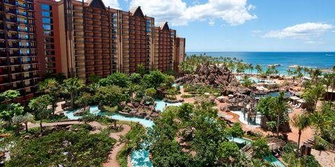 Aulani Disney Hawaii Resort