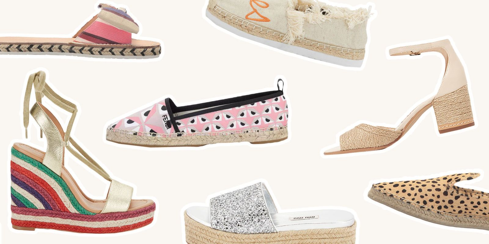 Top Espadrille Wedges and Sandals for Women