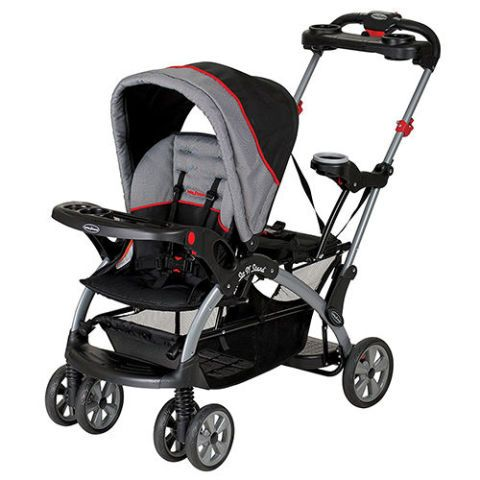 REAR WHEEL for Baby Trend Sit N Stand or Single Stroller