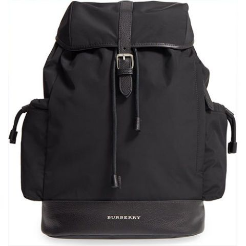 Watson Burberry Diaper Backpack