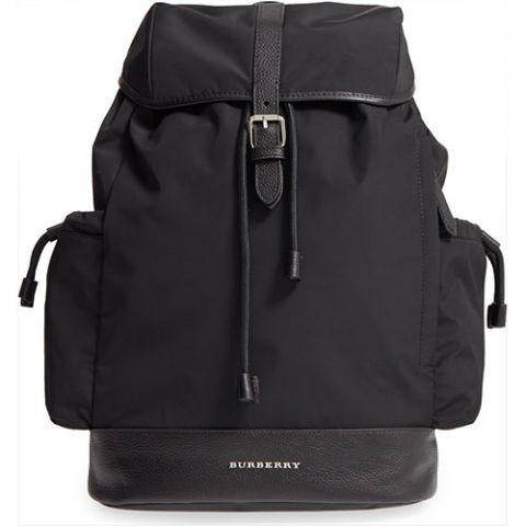 Watson Burberry Diaper Backpack