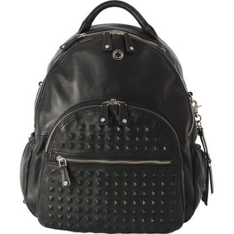 Joy Studded Diaper Backpack by Kerikit