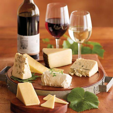 Harry & David Wine and Cheese Club