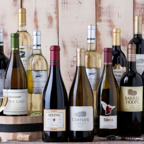 Red and White Wine Club