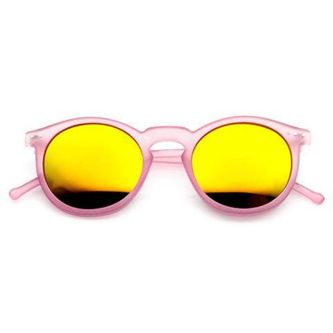 baublebar pink sunglasses