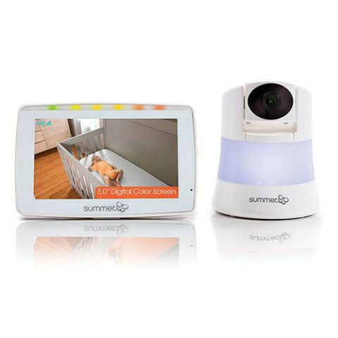 9 Best Video Baby Monitors 2018 Reviews Of Baby Monitors