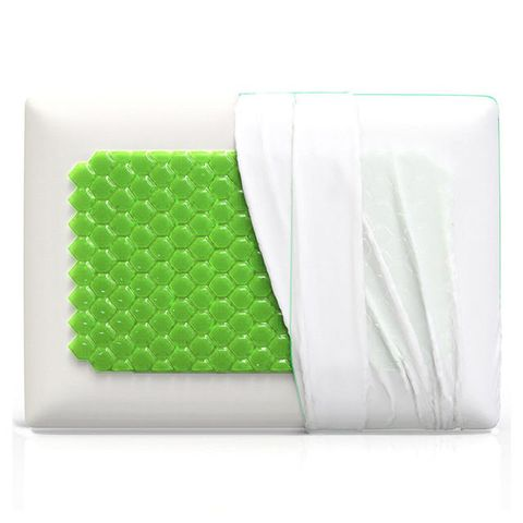 Equinox Cooling Gel Memory Foam Pillow