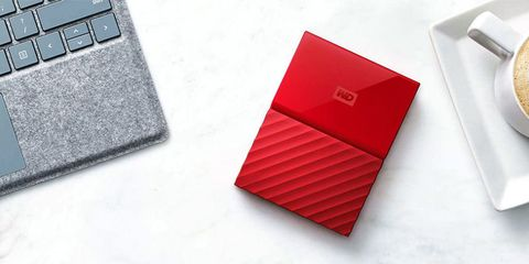 Portable Harddrives