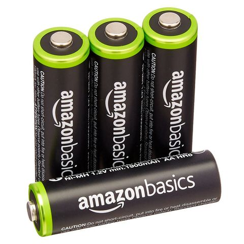 AmazonBasics Rechargeable Batteries