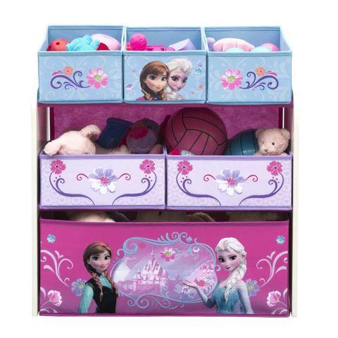Delta Children Frozen Multi-Bin Toy Organizer