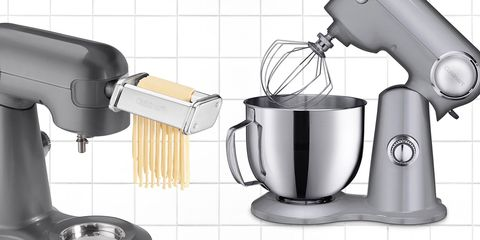 Cuisinart Stand Mixer and Pasta Attachment giveaway