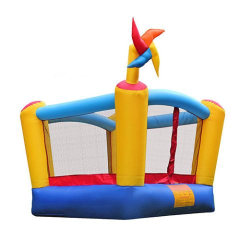 Rotating Windmill Bounce Jump House Castle