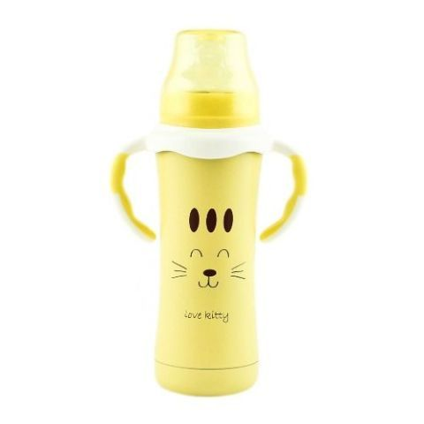 MoomooBaby Stainless Steel Baby Bottle