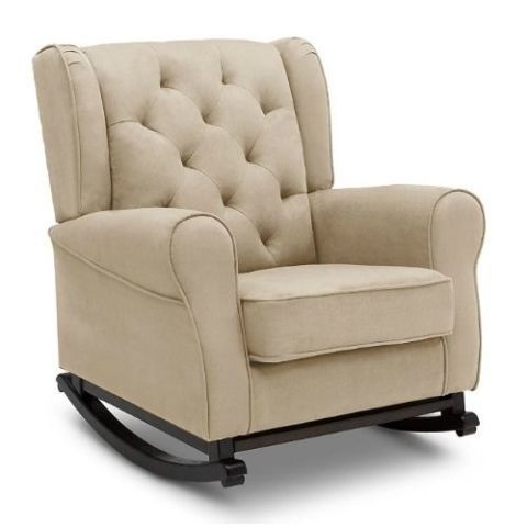 Delta Children Emma Nursery Rocking Chair
