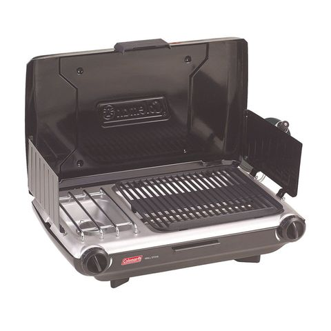 Coleman Perfect Flow Grill and Stove