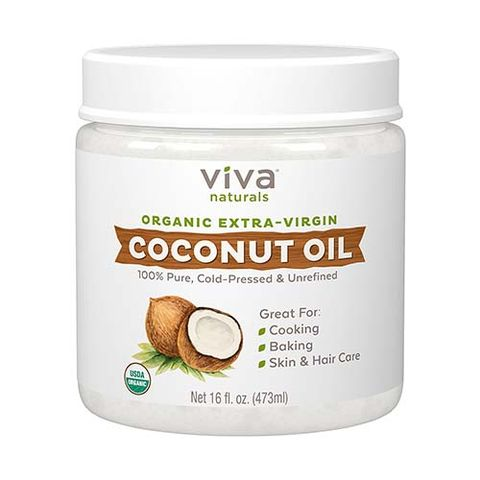 """Viva Naturals Coconut Oil$9 BUY NOW   Considering that it works actual miracles both on the body and in the kitchen, it's no wonder why we go through coconut oil so fast (before freaking out that it's almost gone!).Never let the containerget down to empty without being sure that there's another on its way.   More: Our Favorite Items on Amazon's """"Interesting Finds"""" Tool"""