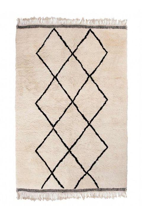 Sukhi Rugs Aicha Moroccan Beni Ourain Rug