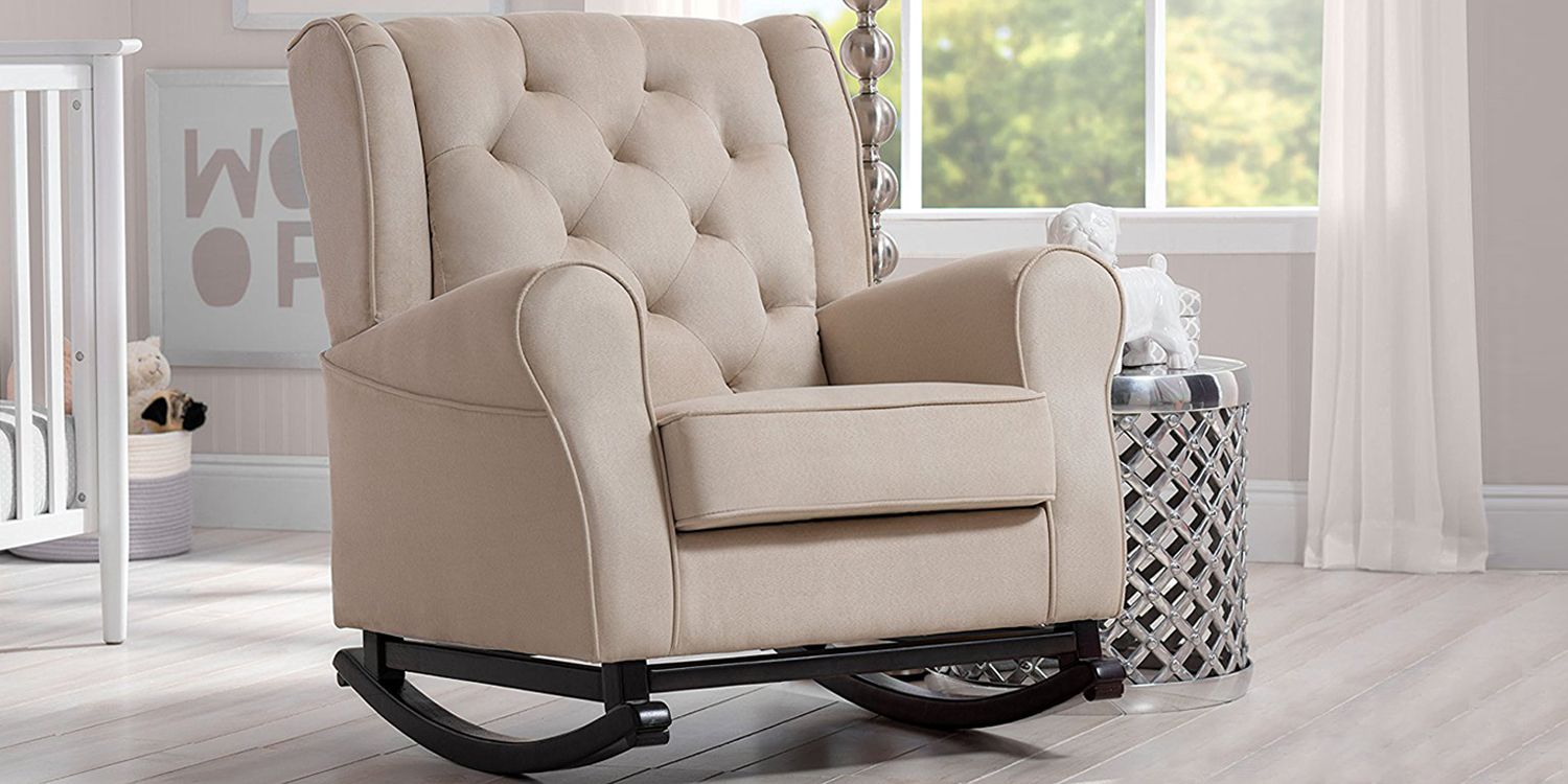 10 Best Nursery Rocking Chairs In 2018 Glider Rockers For