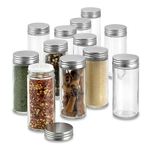 10 Best Spice Jars for 2018 Glass Spice Jars and Spice Bottles