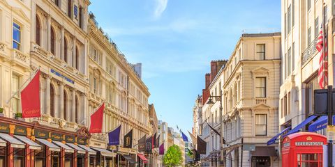 best shopping streets around the world
