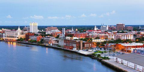 what to do in Savannah Georgia