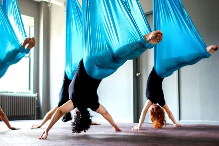 7 Best Aerial Yoga Studios in NYC for 2018 - Fun Aerial ...