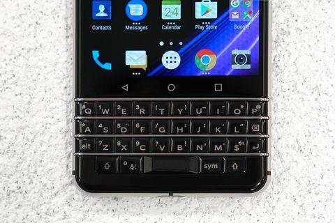 Blackberry KEYone Review for 2018 - Blackberry's Best