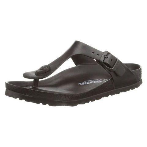 birkenstock gizeh eva black sandals