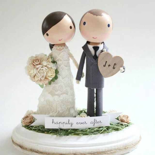 personalised wedding cake topper bunting 10 best wedding cake toppers for 2018 wedding 18240