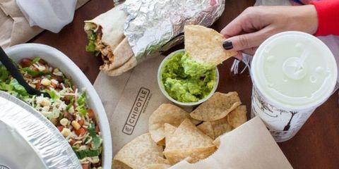 Dish, Food, Cuisine, Ingredient, Junk food, Lunch, Meal, Nachos, Vegan nutrition, Guacamole,