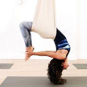 Aerial Yoga studios in NYC
