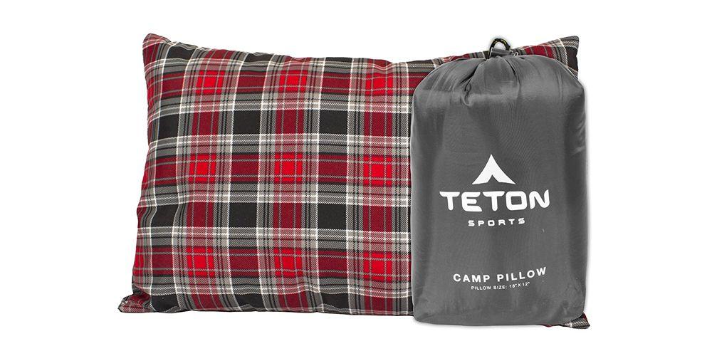 Teton Sports Camp Pillow