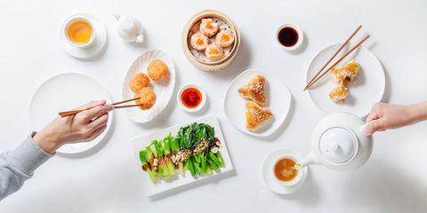 best dim sum in NYC - Golden Unicorn Restaurant