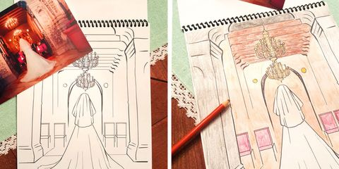 Custom Coloring Books Turns Real Photos into Personalized Works of Art